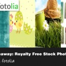 Giveaway: Royalty Free Stock Images For Bloggers Designers From Fotolia