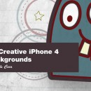 10 Creative iPhone 4 Backgrounds by Carls Ceia