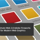 48 Ultimate Web 2.0 Adobe Fireworks Styles for Modern Web Graphics