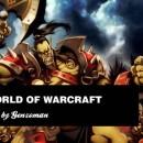 World Of Warcraft Art By Genzoman